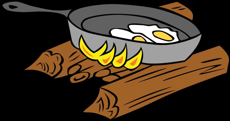 800x422 Image Of Campfire Clip Art