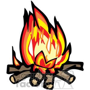 300x300 Campfire Clip Art Free Clip Art Of A Hot Campfire 374200