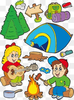 260x349 Camping Cartoons, Camping, Tent, Cartoon Png And Vector For Free