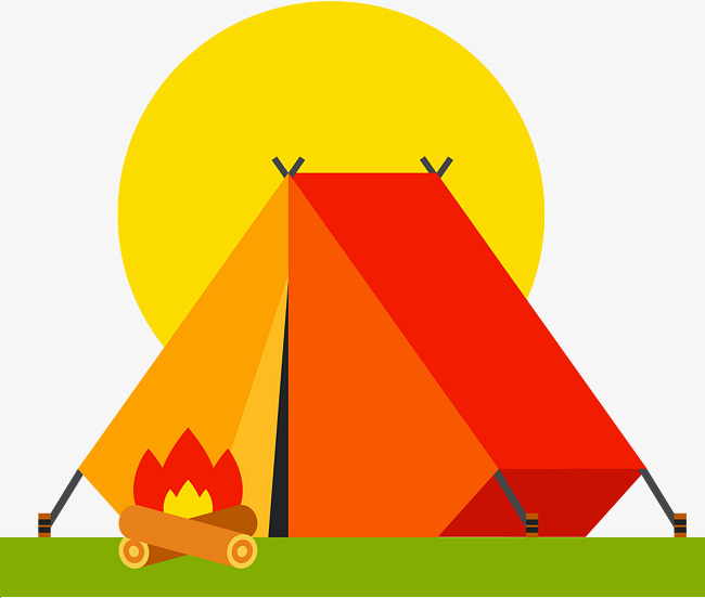 650x552 Cartoon Camping Tent, Holiday Travel, Tent, Camp Png And Vector