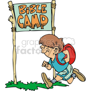 300x300 Camping Clipart Bible Camp