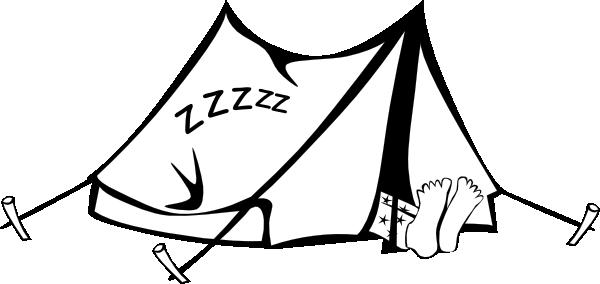 600x284 Tent Clip Art