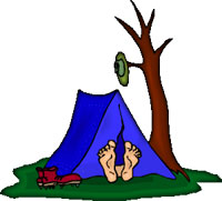 200x181 Family Camping Clip Art Clipartcow