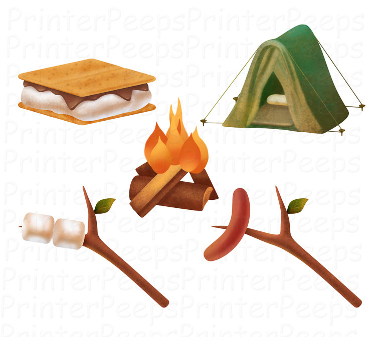 750x673 Camping Clipart Free Images 4 5