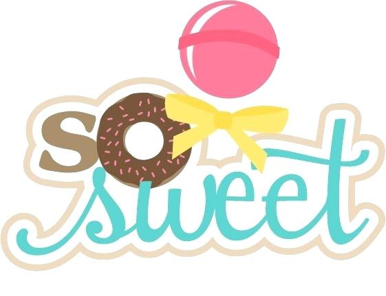 561x431 Free Scrapbook Clip Art Images So Sweet Title Cards Files Cute