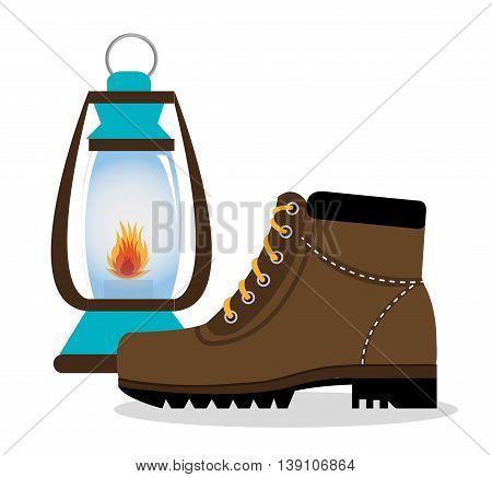 450x436 Camping Clip Art Boots Cliparts