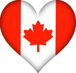 250x239 Free Canada Day Clipart
