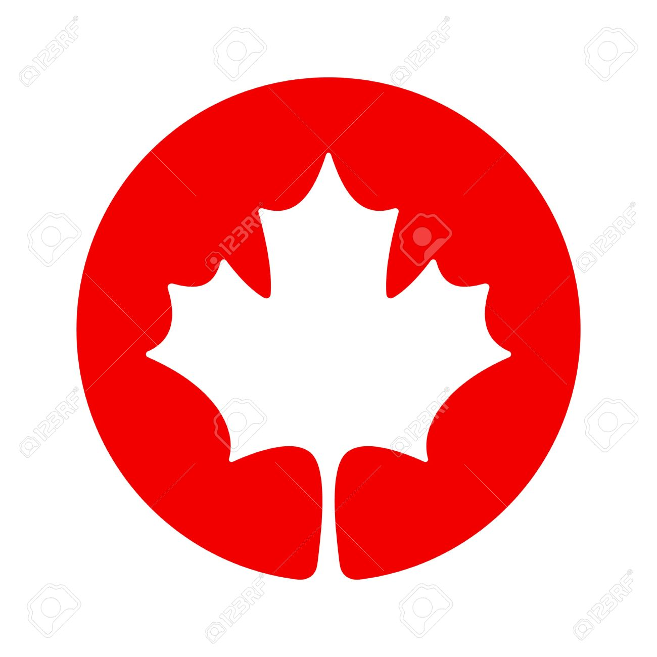 1300x1300 Maple Leaf Clipart Canada