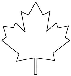 236x252 Maple Leaf Clipart 5 Point