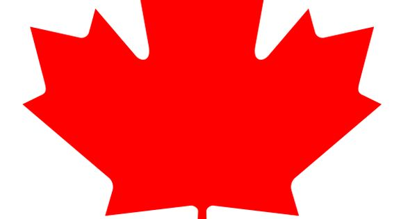 600x315 Maple Leaf clipart canadien