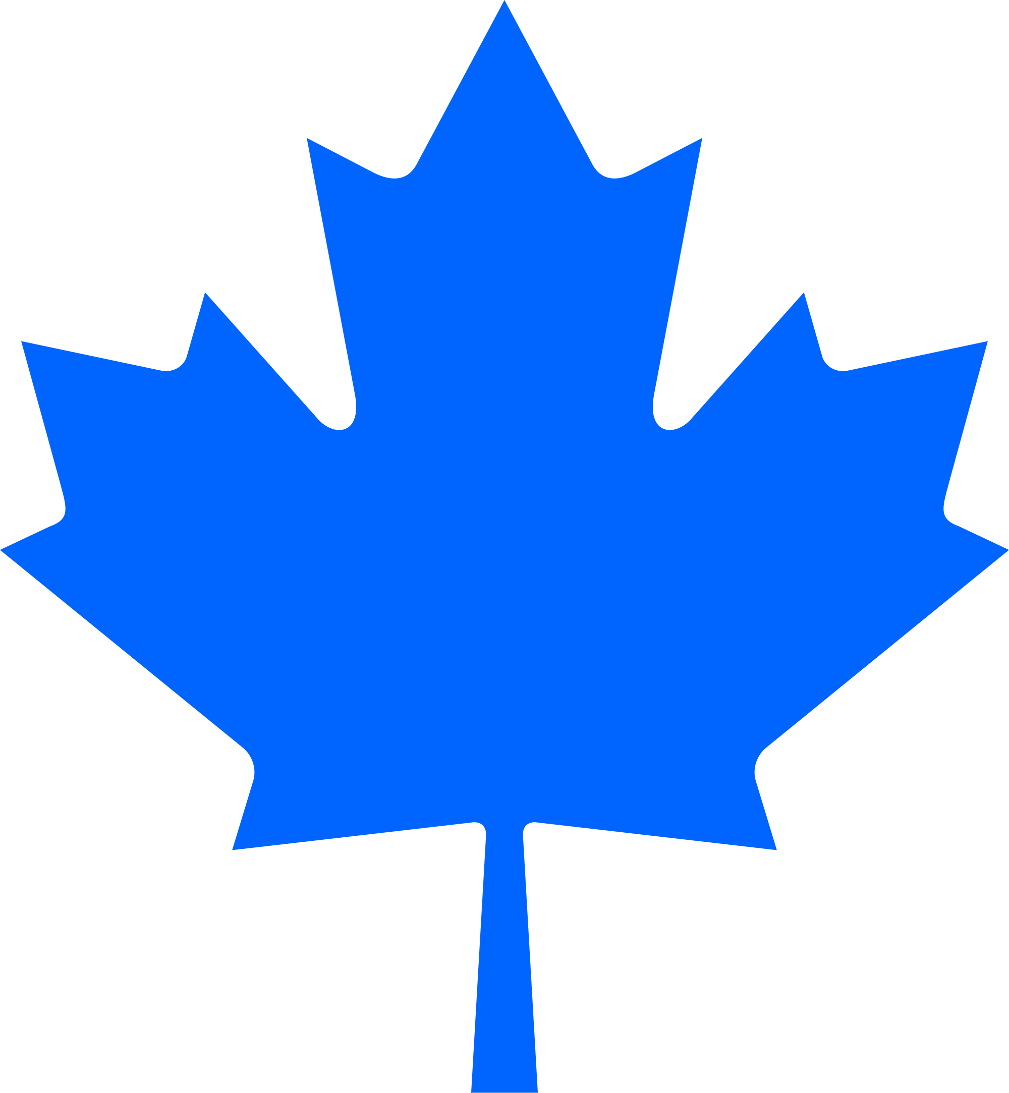2000x2167 Maple Leaf Clipart Mapple