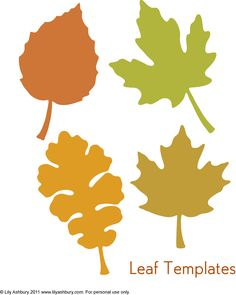 236x295 Printable full page maple leaf pattern. Use the pattern for crafts