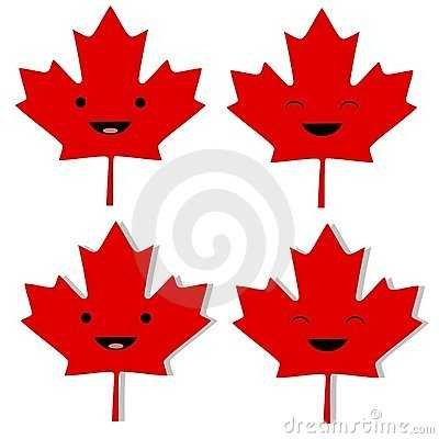 400x400 Red Maple Leaf Clip Art