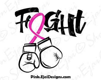 340x270 Fight For Boobies Svg Breast Cancer Awareness Svg Boobies