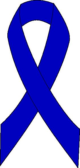 282x591 General Cancer Ribbon Clip Art