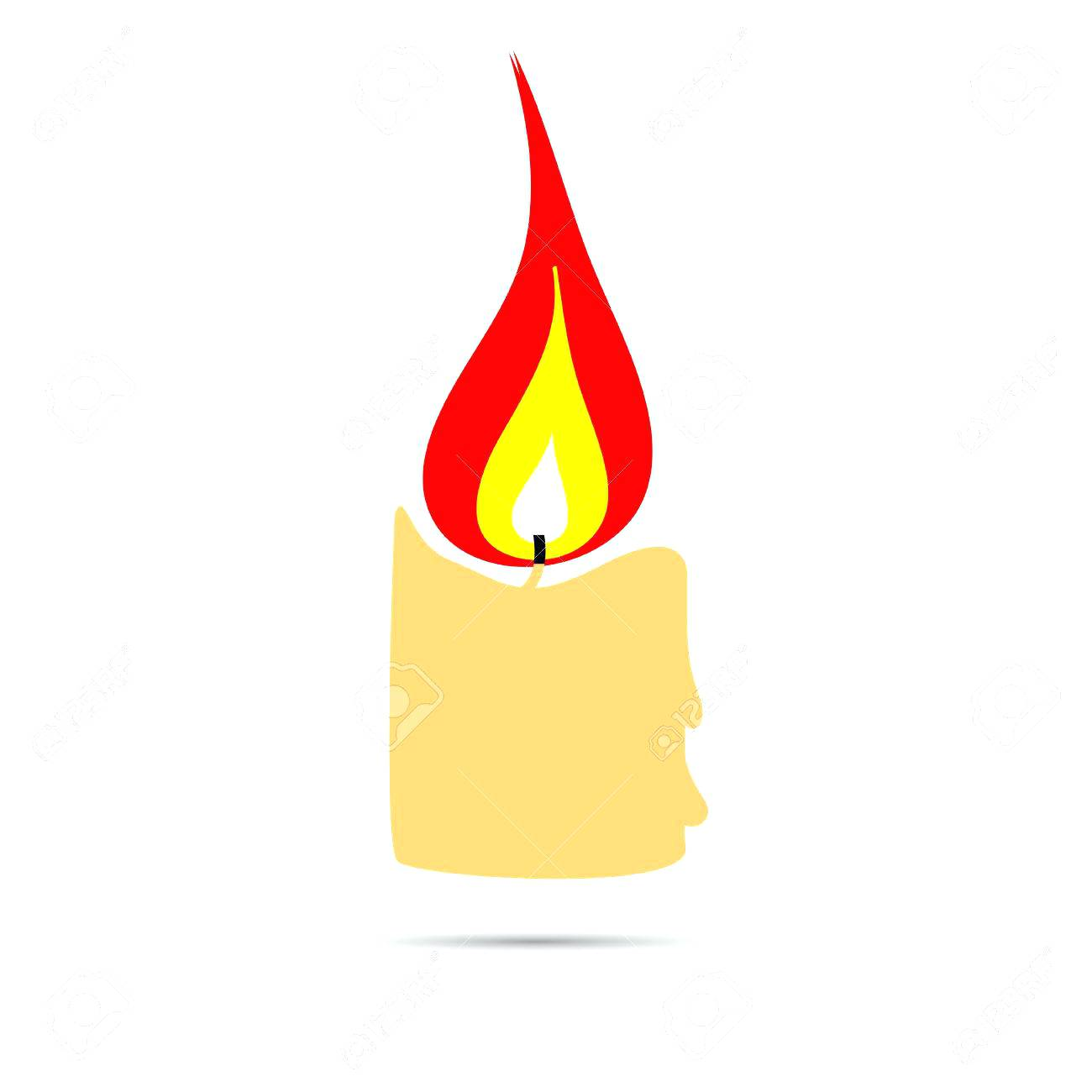 1300x1300 Candle Flame Logos Logo Maker Best