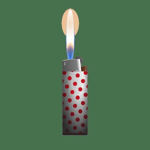 512x512 Flame Lighter Fire Smoke