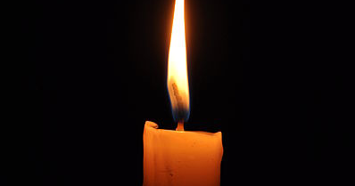 398x209 Movement Of Particles In A Pool Of Wax Of A Lighted Candle
