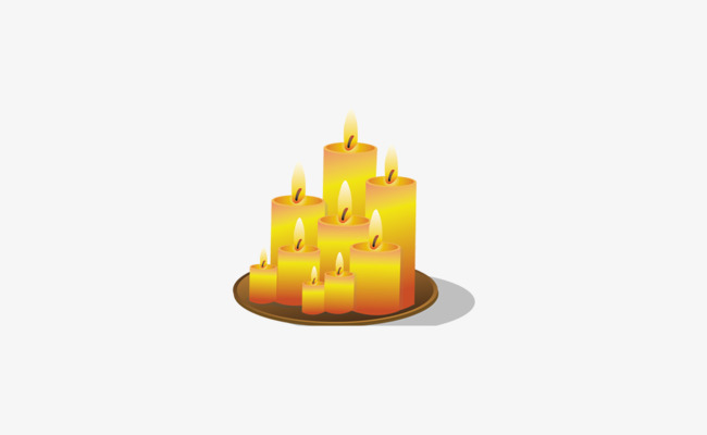 650x400 Cartoon Candle, Cartoon, Candle, Flame Png Image For Free Download