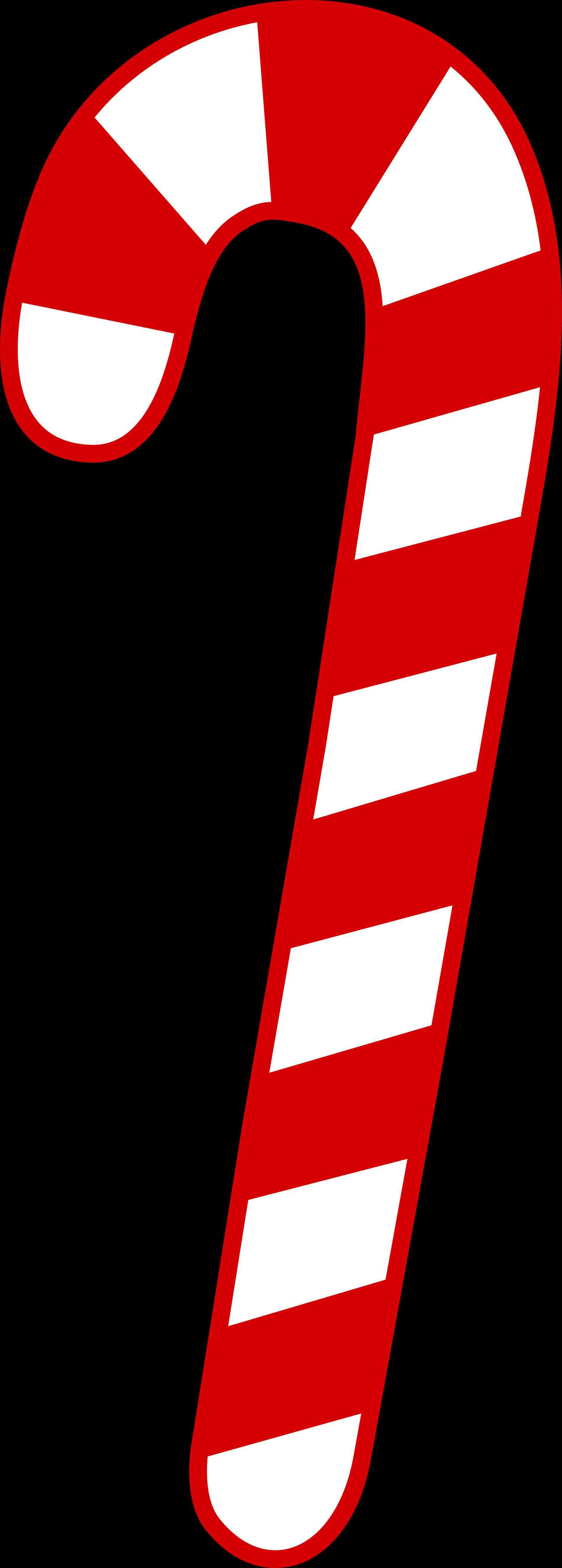 1900x5298 Candy Cane Clip Art Stocking Pencil And In Color Stocking