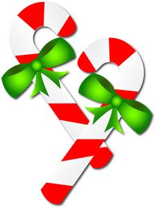 Candy Cane Clipart Free