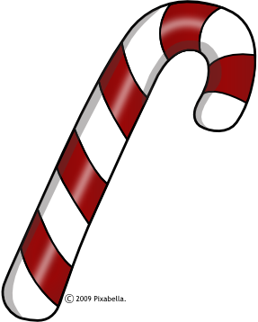287x358 Candy Cane Cane Clipart Free Clipart Images