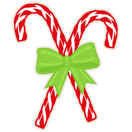 432x432 Candy Cane clipart large