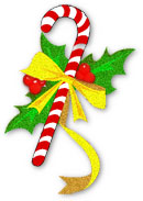 130x183 Free Candy Cane Clipart