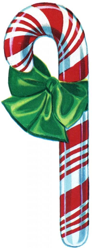 383x1024 Free Vintage Christmas Clip Art