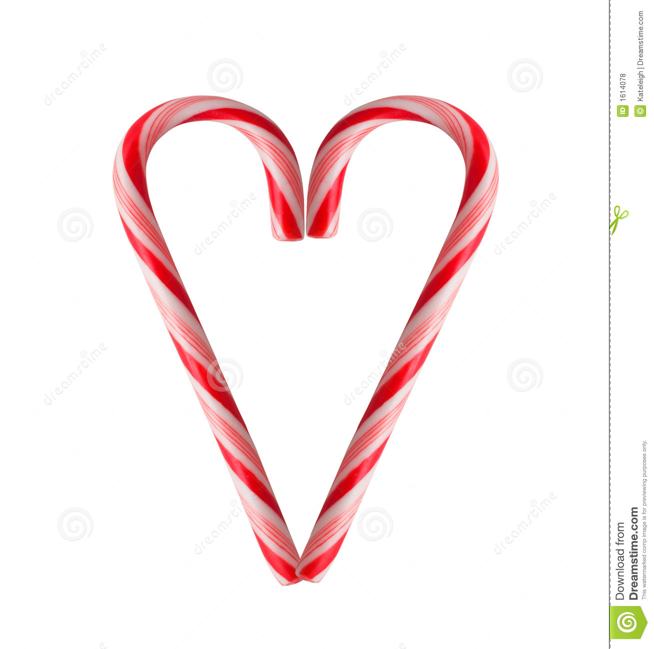 1309x1300 Candy Cane Heart Clipart