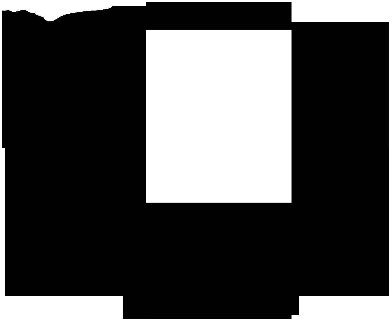 1377x1137 Cupcake Clipart Black N White