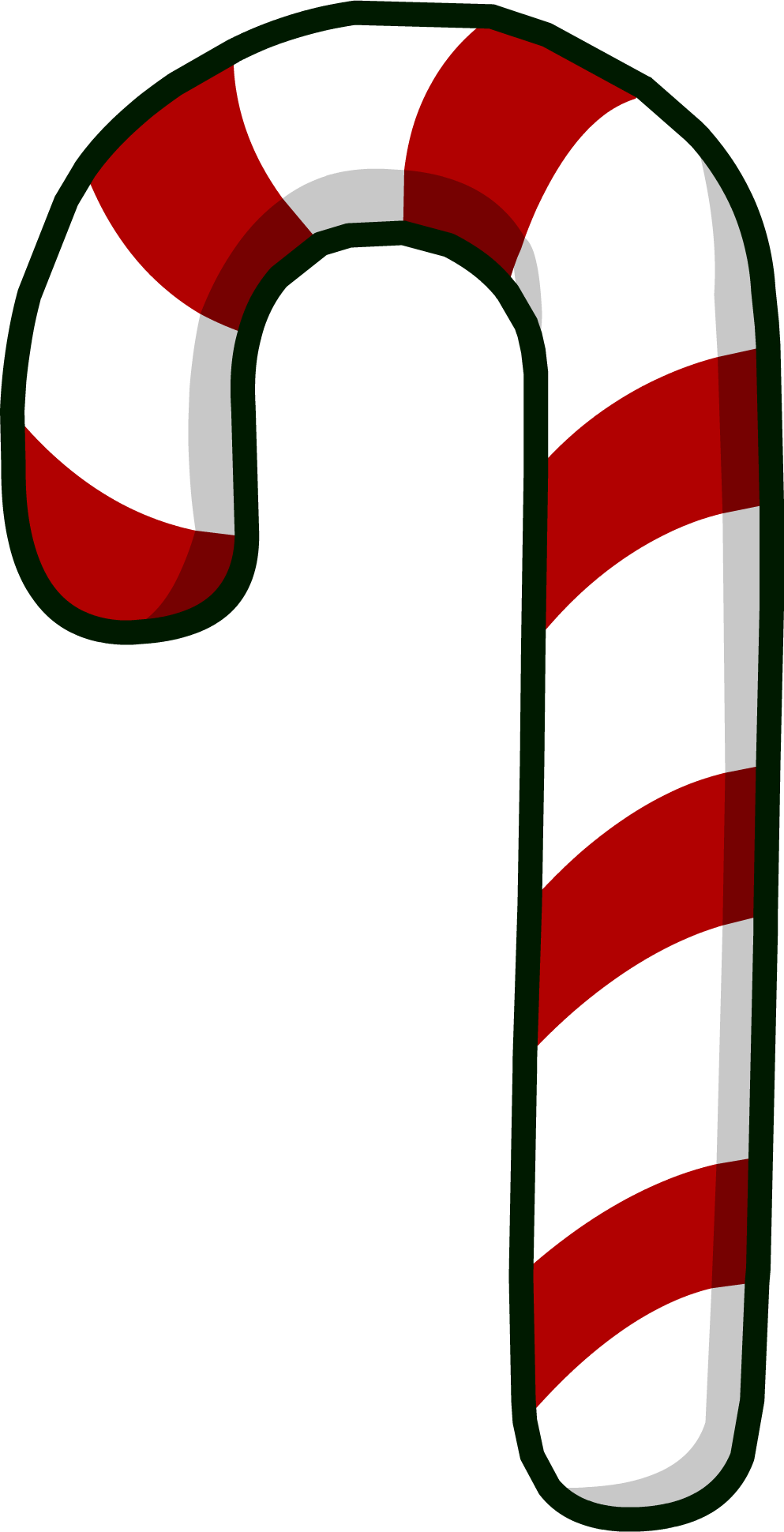 Candycane Clipart Free Download Best On Bowline Etc 993x1940 Candy Cane Pixel