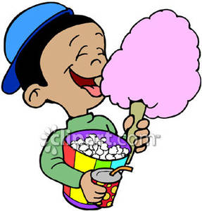 287x300 Candy Clipart For Kid