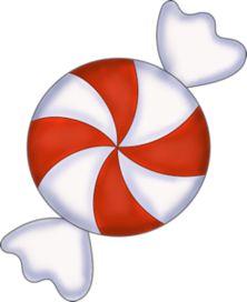 222x272 Christmas Candy Cane Transparent PNG Clipart Clip ART