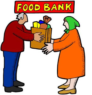 365x379 Food Bank Clipart Free