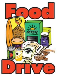 236x318 Can Food Drive Clipart