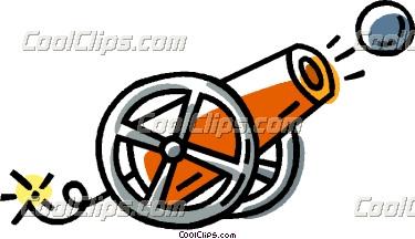 375x216 Canon Clipart Artillery