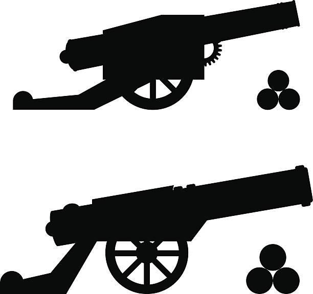 612x576 Gun Clipart Canon