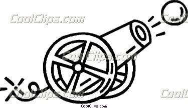 375x216 Pice Clipart Cannon