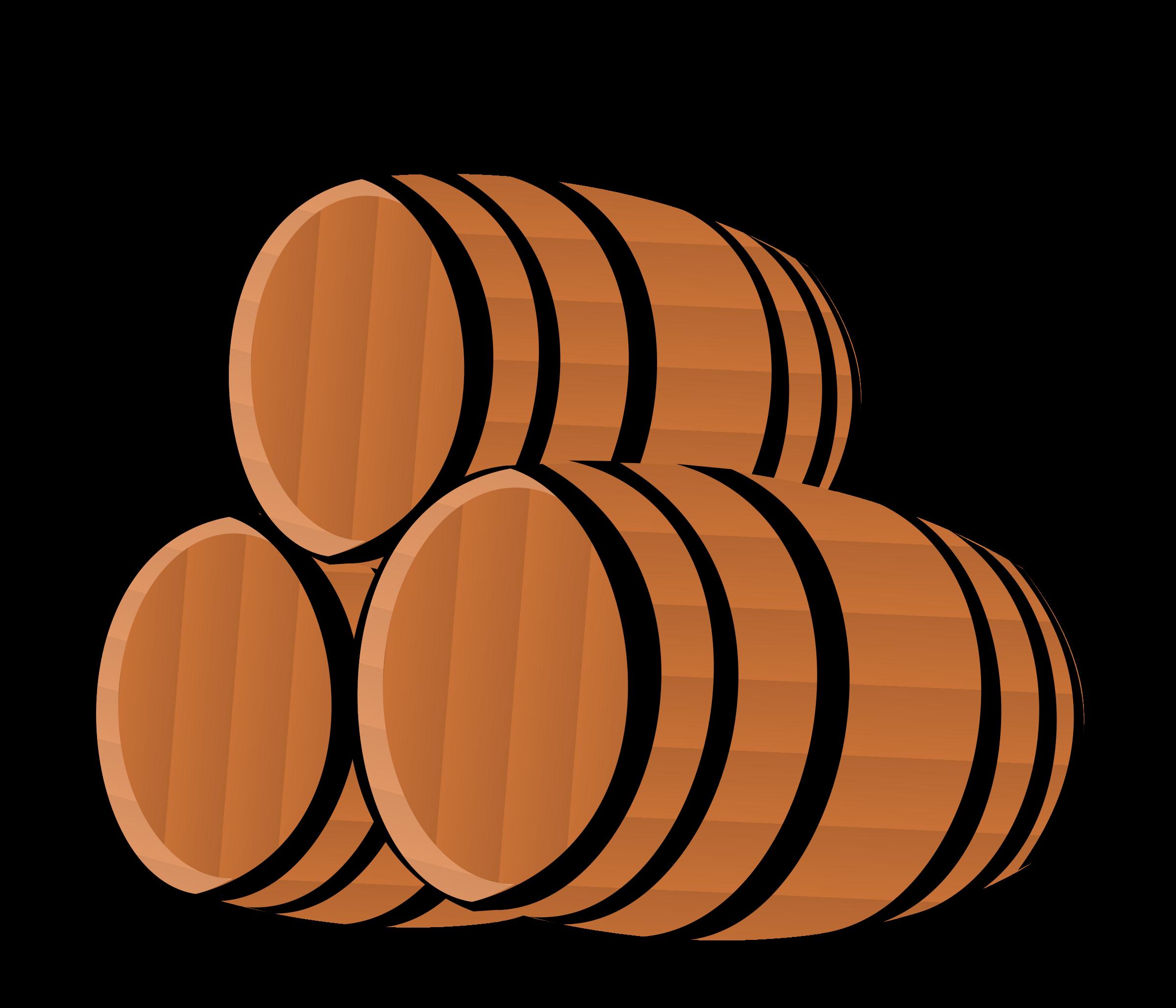 2400x2057 Barrel Clipart Cannon