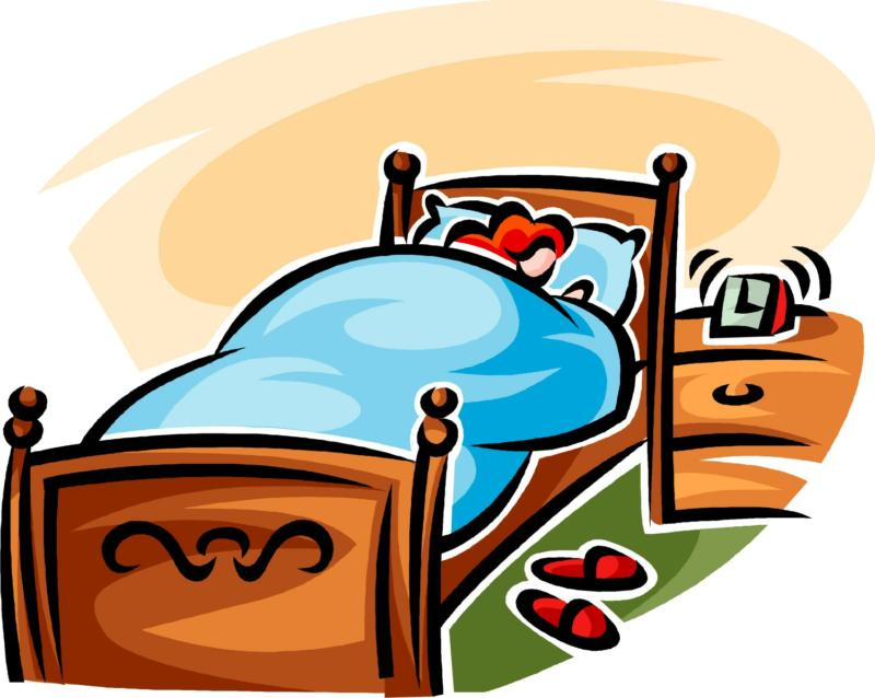 800x638 Clipart Of People In Beds