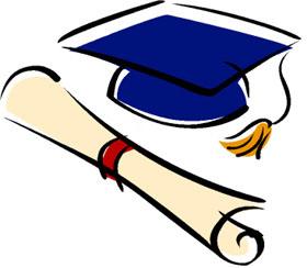 280x244 Graduation Gown Clipart 101 Clip Art