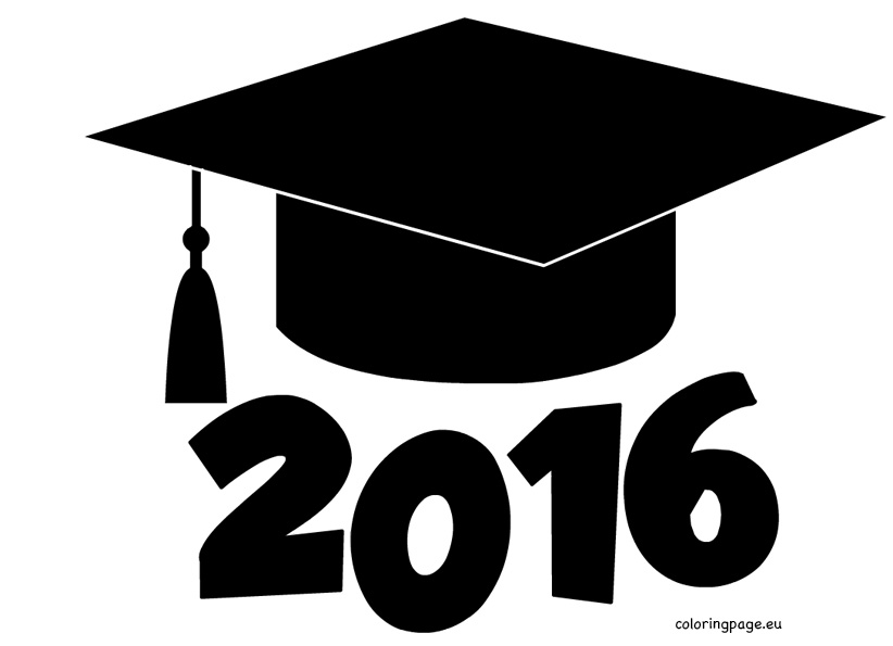 822x595 Graduation Clipart Cap And Gown