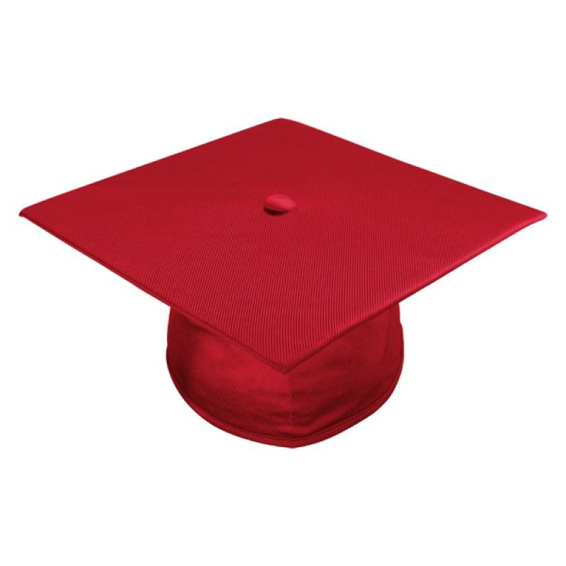 800x800 Red Kindergarten Cap, Gown Amp Tassel Gradshop