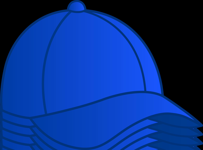 5440x4015 Blue Baseball Cap