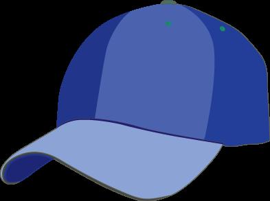393x293 Image Of Baseball Cap Clipart
