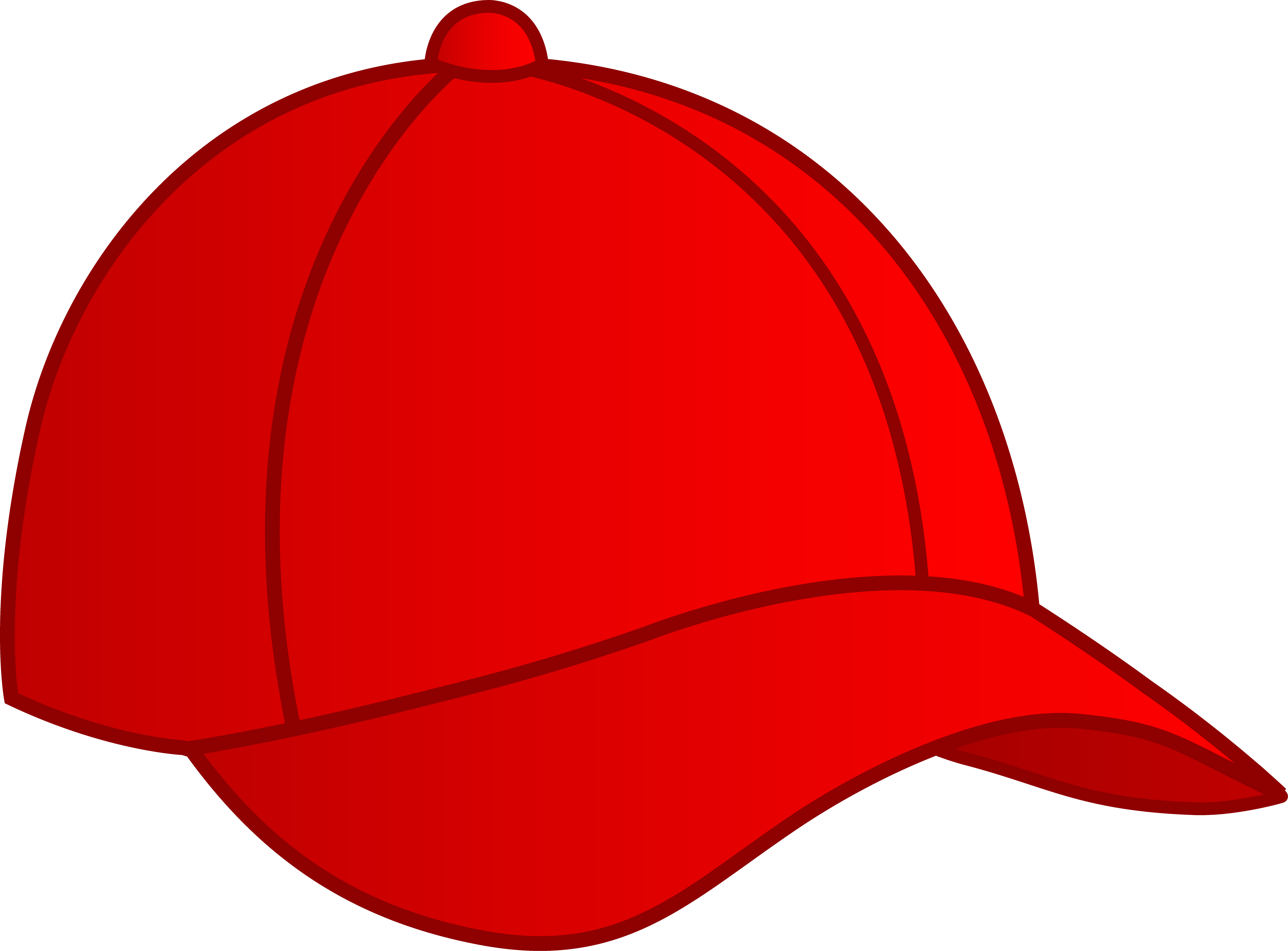 5440x4015 Red Baseball Cap