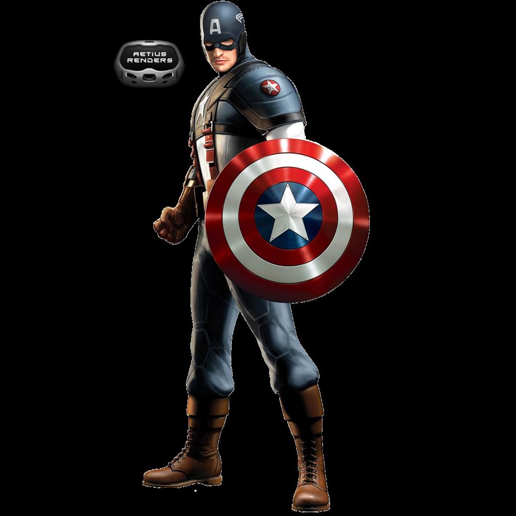 1024x1024 Captain America Clip Art