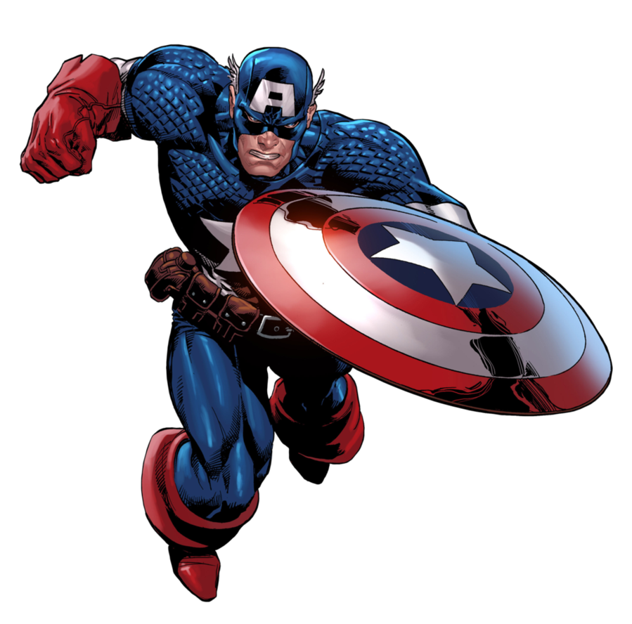 899x888 Captain America by bobhertley on DeviantArt