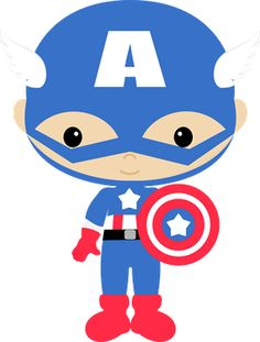 236x311 Cute clipart captain america